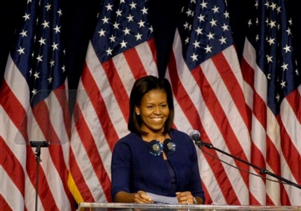 Michelle Obama Height and Weight: Measurements